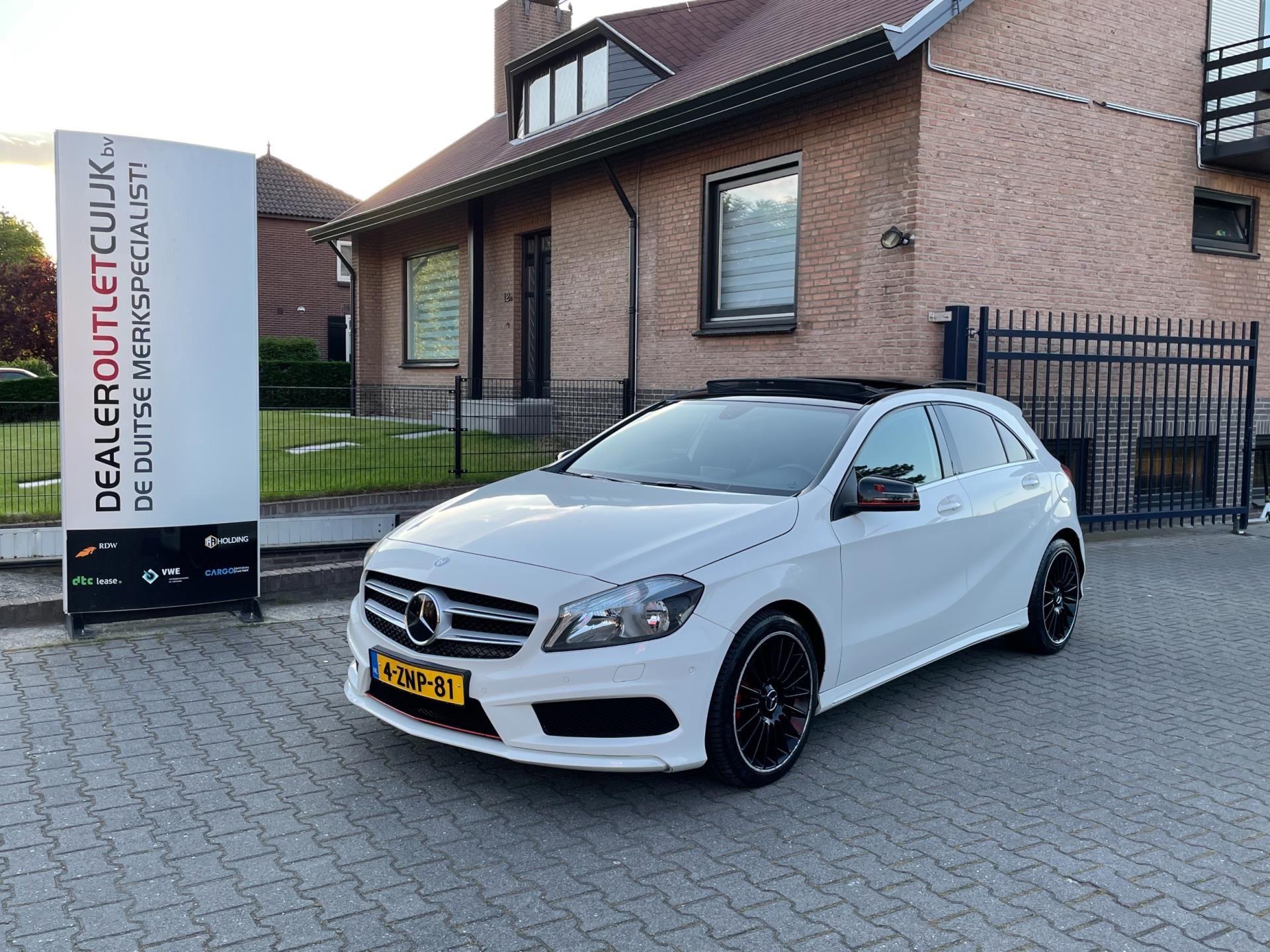 Mercedes-Benz A-klasse occasion - Dealer Outlet Cuijk b.v.