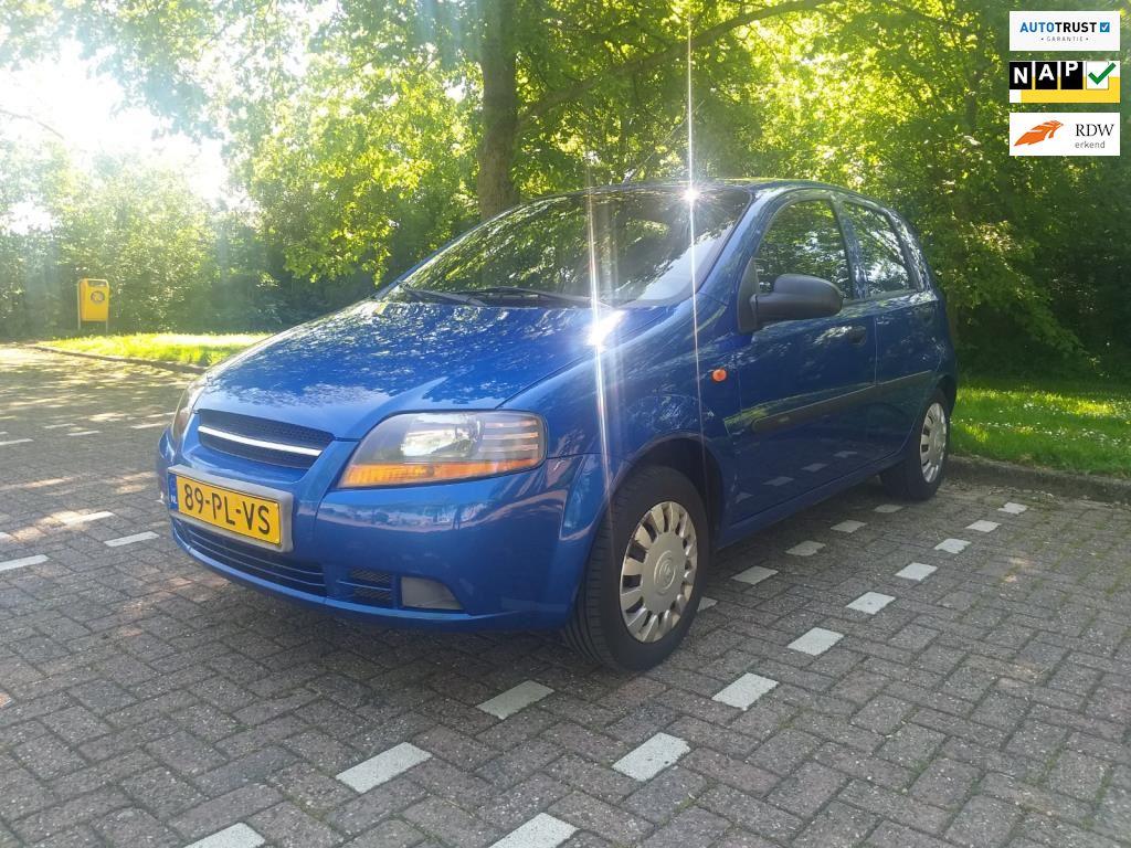 Daewoo Kalos occasion - Jelma Auto's