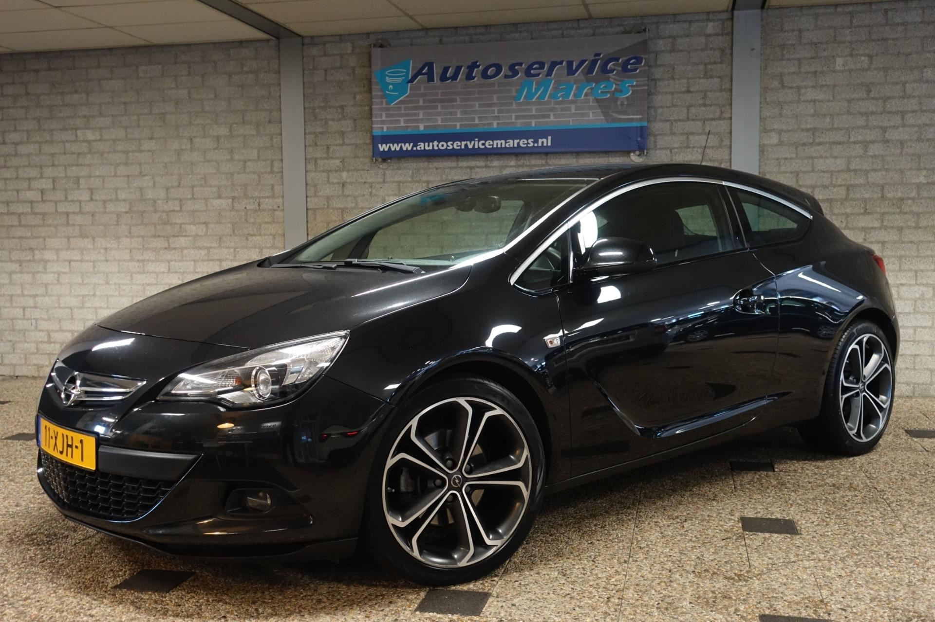 Opel Astra GTC occasion - Autoservice Mares