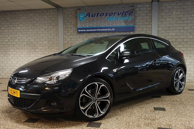 Opel Astra GTC 1.4 Turbo Sport, Airco, cruise, PDC, 20 inch LM, NAP