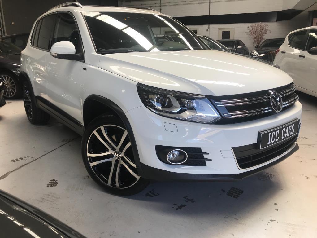 Volkswagen Tiguan occasion - Iwan Car Company
