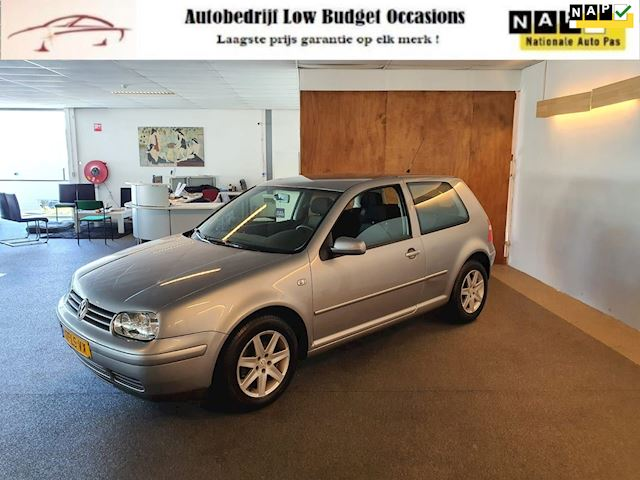 Volkswagen Golf 1.4-16V Oxford,Apk Nieuw,2e eigenaar,Cruise,Airco,E-Ramen,N.A.P,Speciaal uitvoering,Topstaat!!