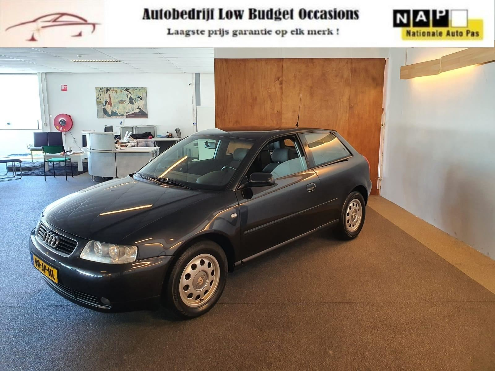 Audi A3 occasion - Low Budget Occasions
