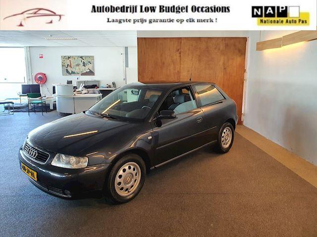 Audi A3 1.6 Attraction,Apk Nieuw,2e eigenaar,Cruise,Clima,E-Ramen,N.A.P,Lm velgen,Topstaat!!