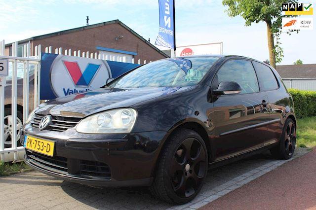 Volkswagen Golf 2.0 FSI Sportline, airco groot scherm multi media, nieuwe APK