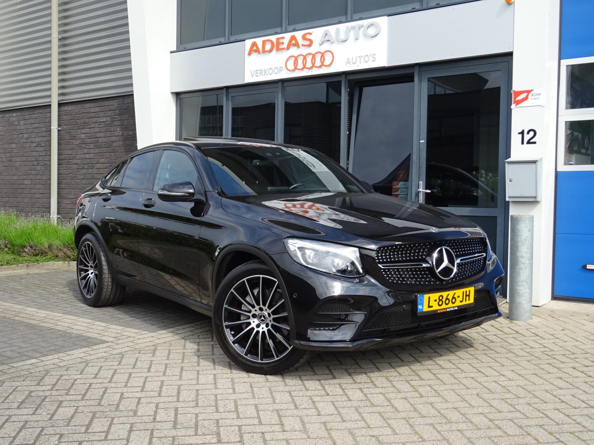 Mercedes-Benz GLC-klasse Coupé occasion - Adeas Auto