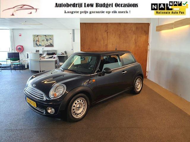 Mini Mini 1.6 Cooper,Apk Nieuw,2e eigenaar,Airco,E-Ramen,Lm velgen,N.A.P,2 sleutels,Topstaat!!