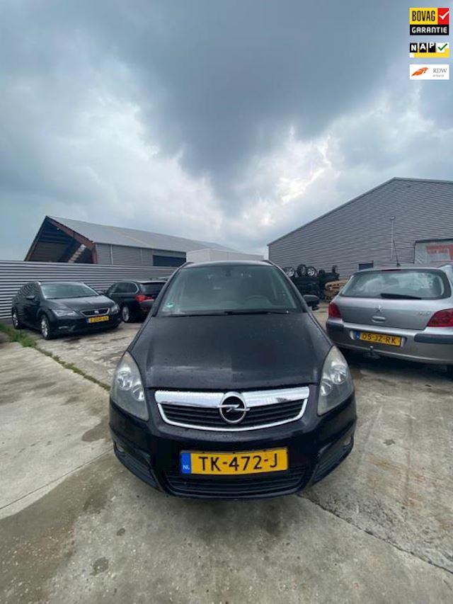 Opel Zafira 1.8 Selection