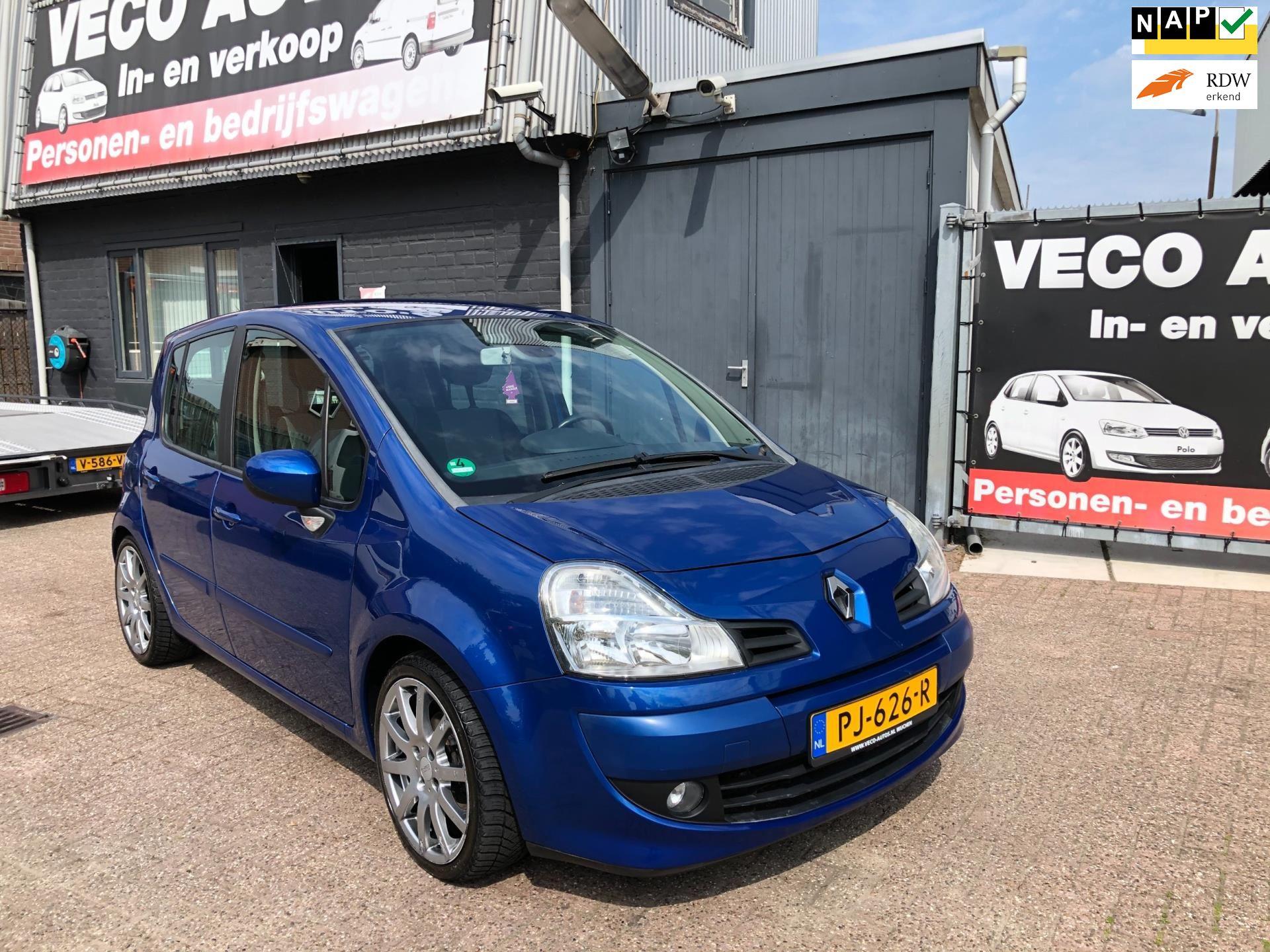 Renault Modus occasion - Veco Auto's