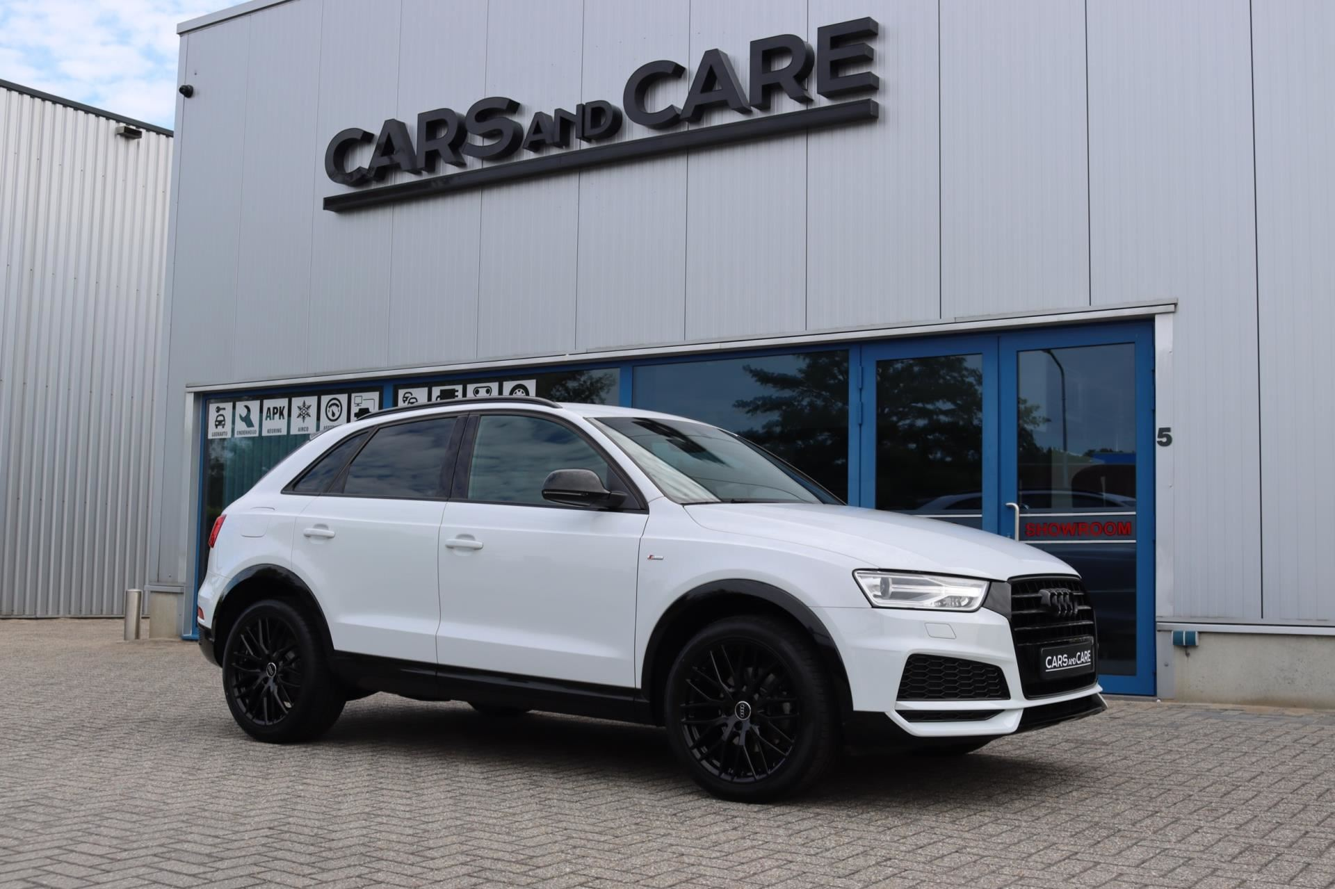 Audi Q3 occasion - Cars And Care Goeree-Overflakkee
