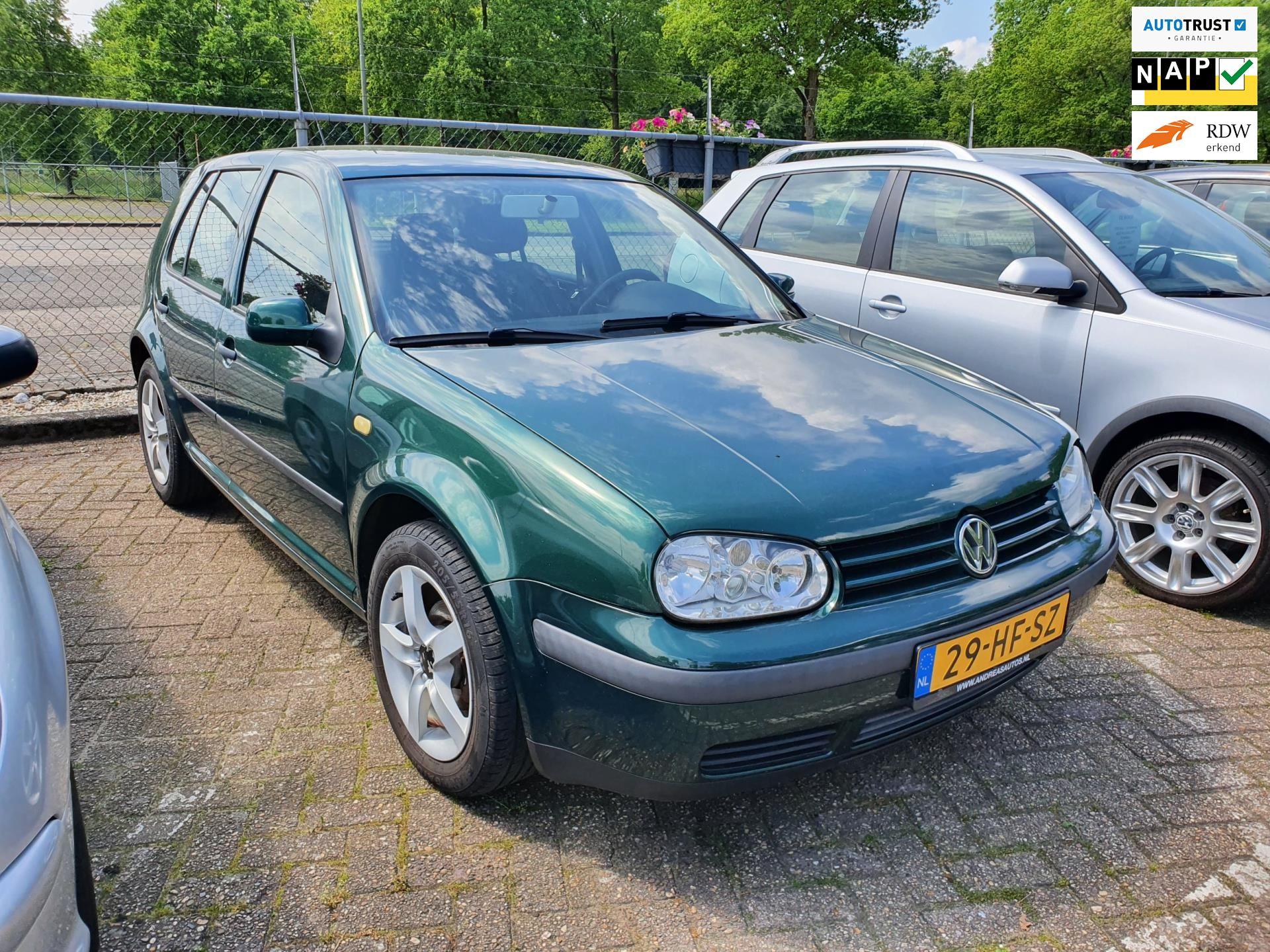 Volkswagen Golf occasion - Andreas Auto's