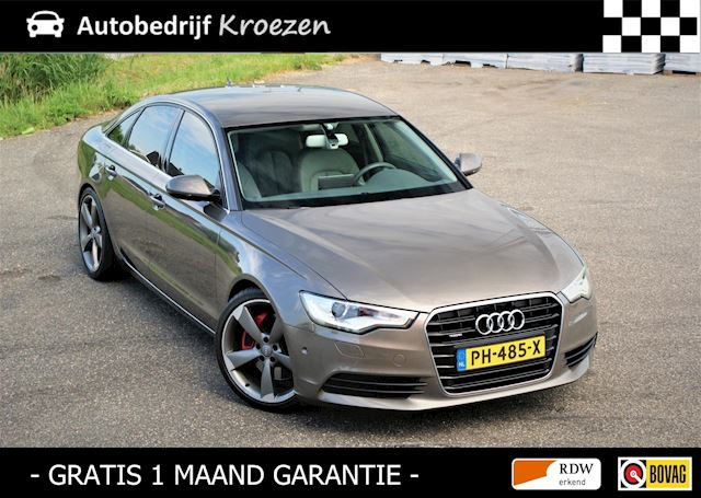 Audi A6 3.0 TFSI quattro * Leder * Navigatie * Rotor Velgen *