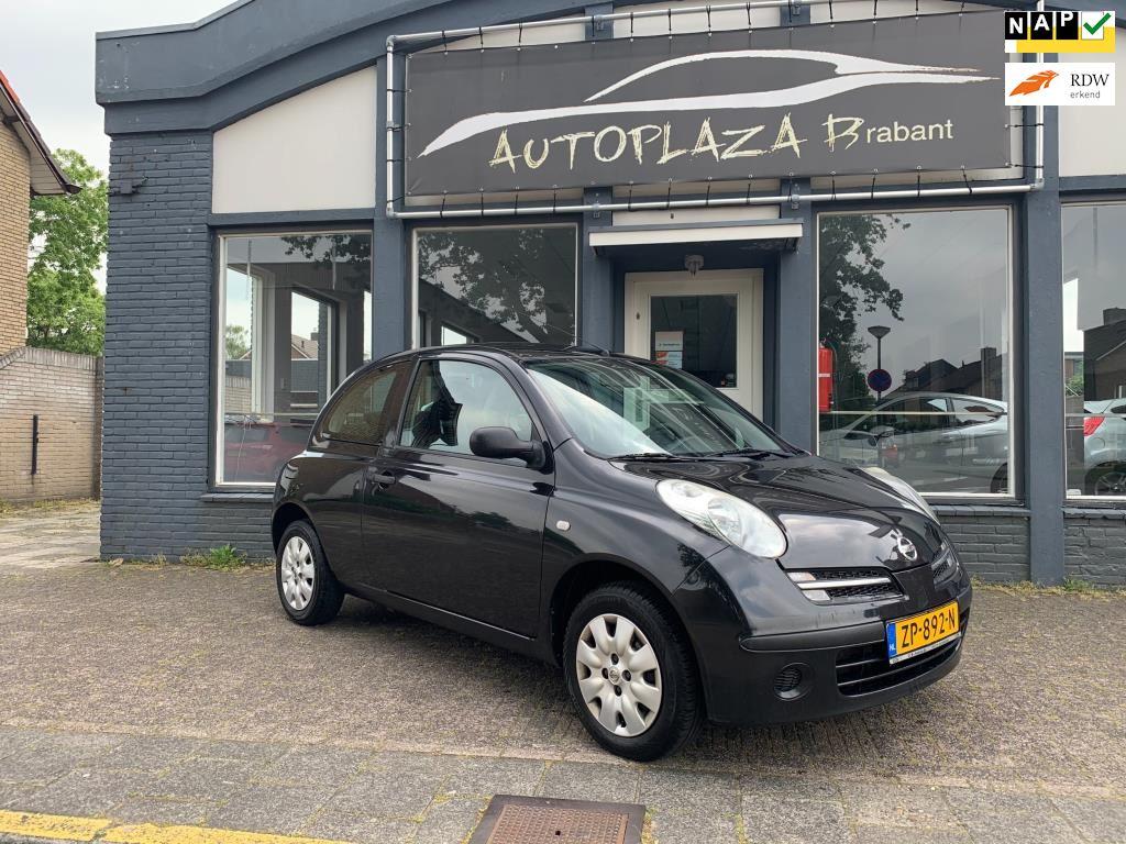 Nissan Micra occasion - Autoplaza Brabant