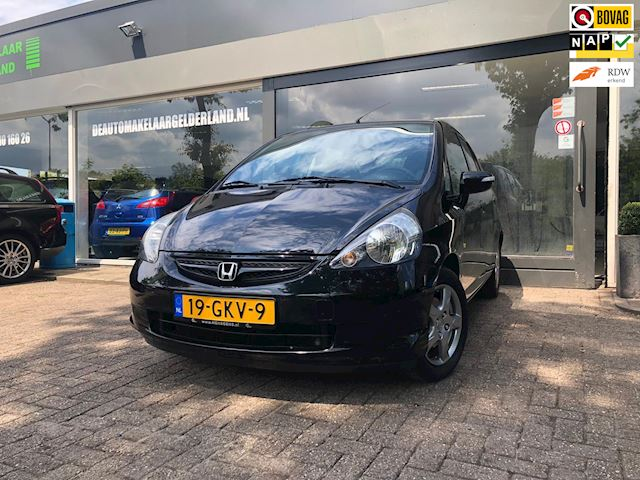 Honda Jazz 1.4 LS 2e Eigenaar/Nw Apk/Airco/Lmv