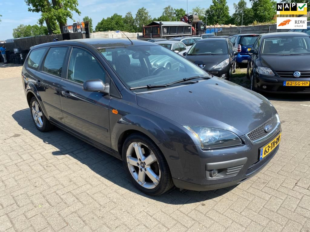 Ford Focus Wagon occasion - Autohandel H. van Olst
