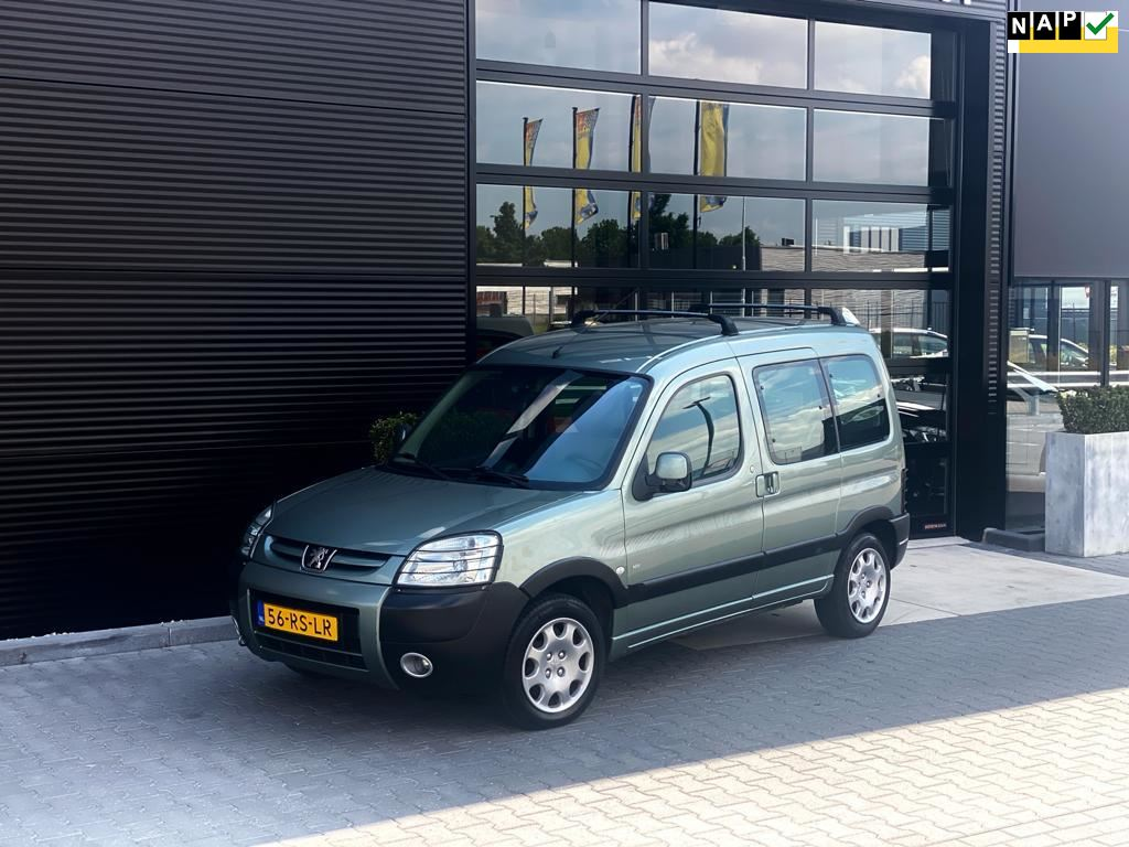Peugeot Partner MPV occasion - Pitstop Car Trading