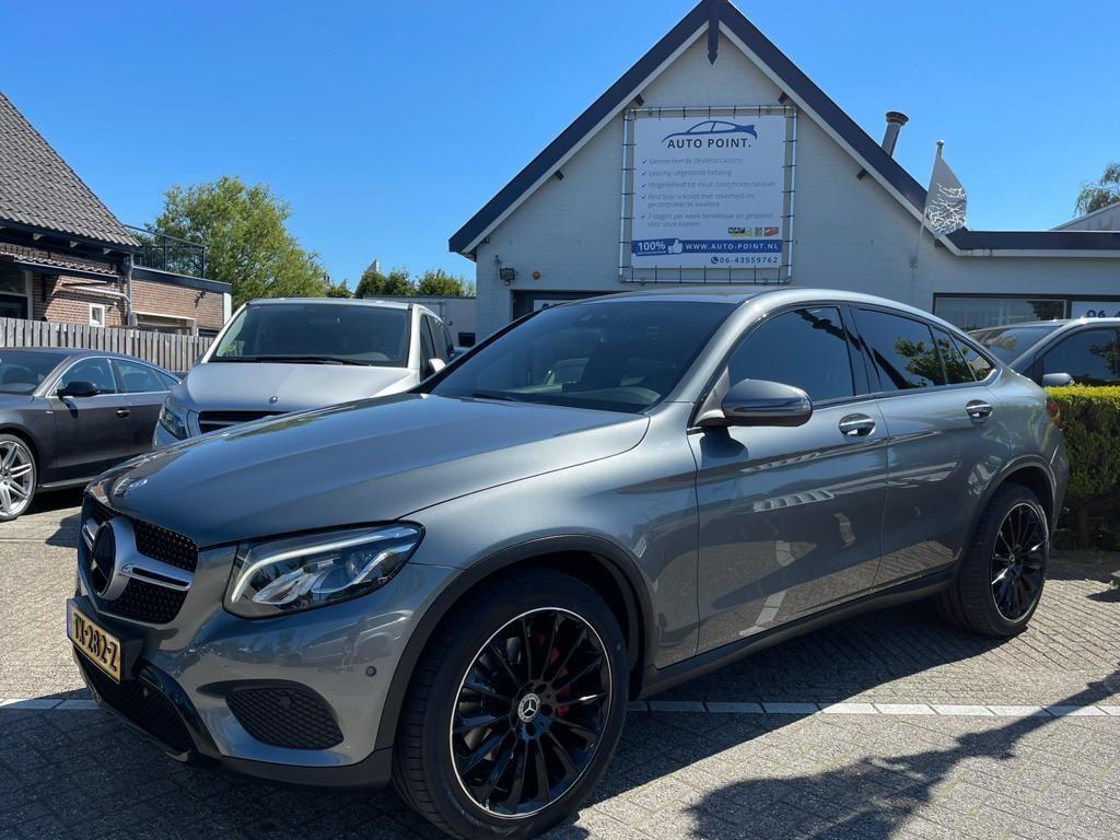 Mercedes-Benz GLC-klasse Coupé occasion - Auto Point