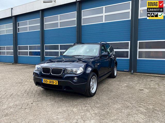 BMW X3 occasion - Autobedrijf Uitgeest