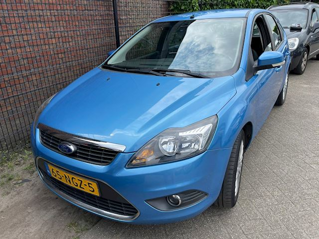 Ford Focus 1.6 TDCi Limited 206000 km