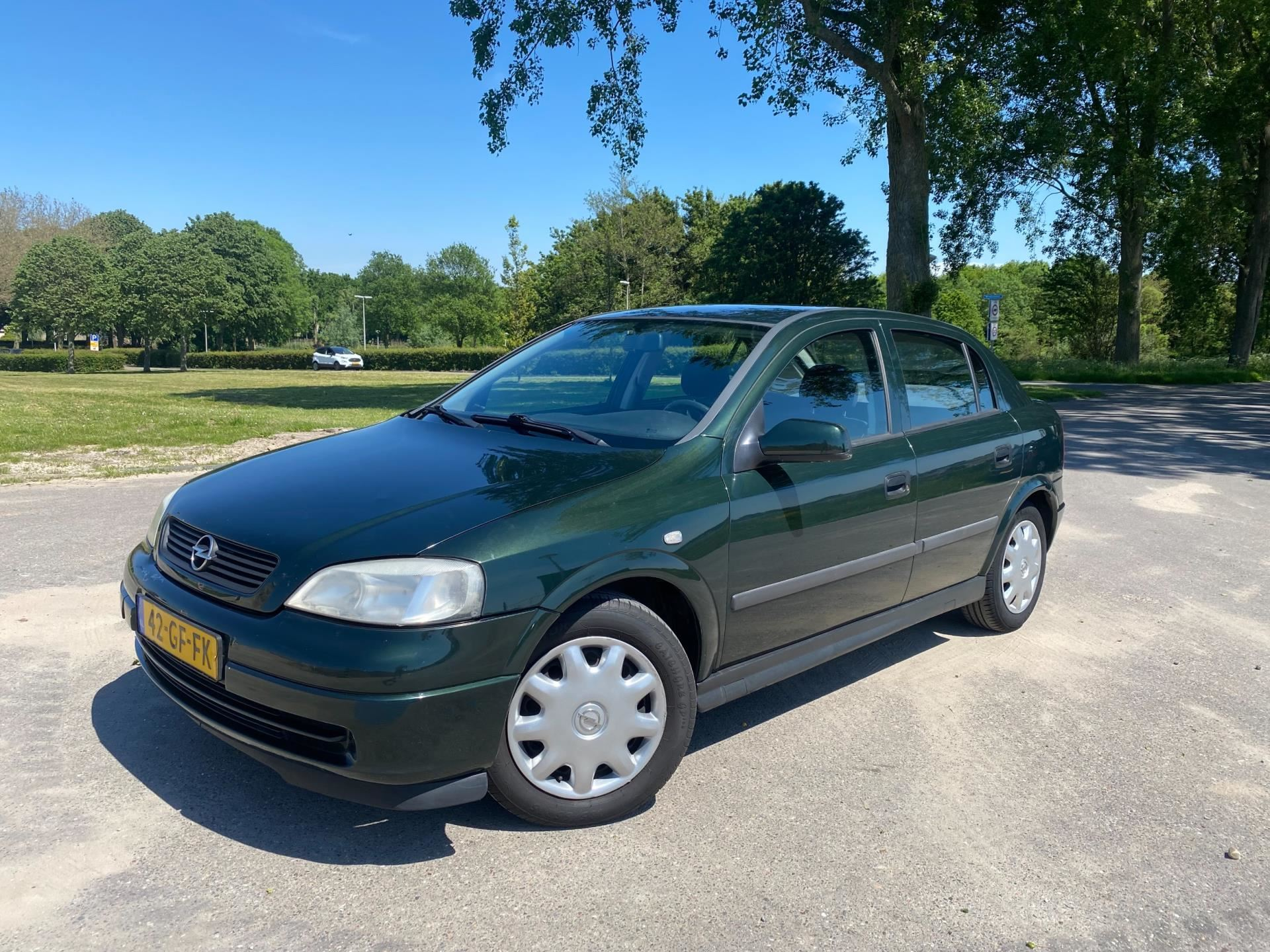 Opel Astra occasion - A. VERMEER