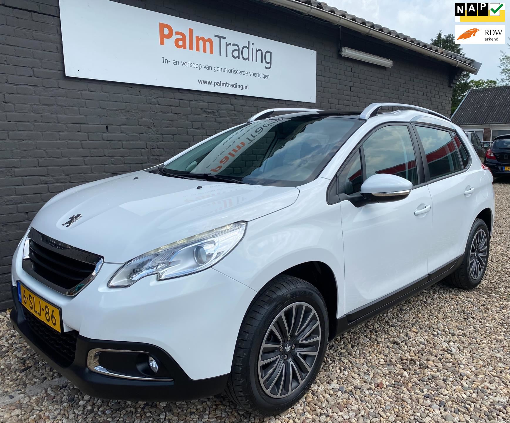 Peugeot 2008 occasion - Palm Trading