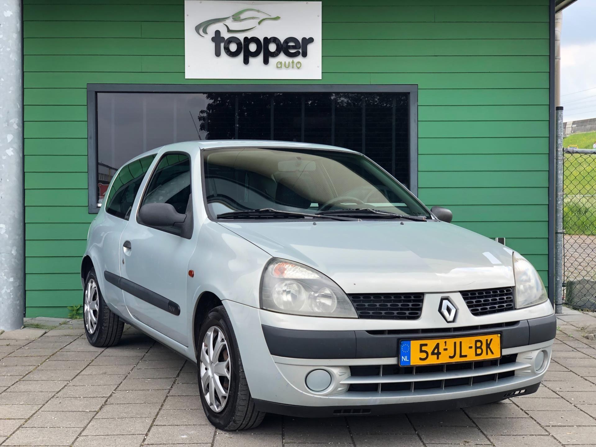 Renault Clio occasion - Topper Auto