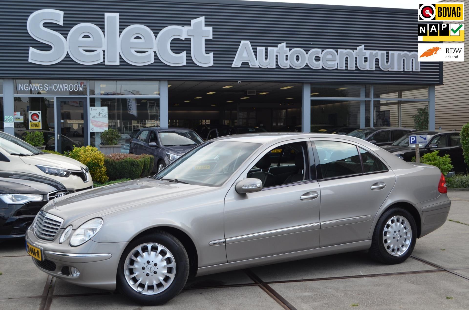 Mercedes-Benz E-klasse occasion - Select Autocentrum