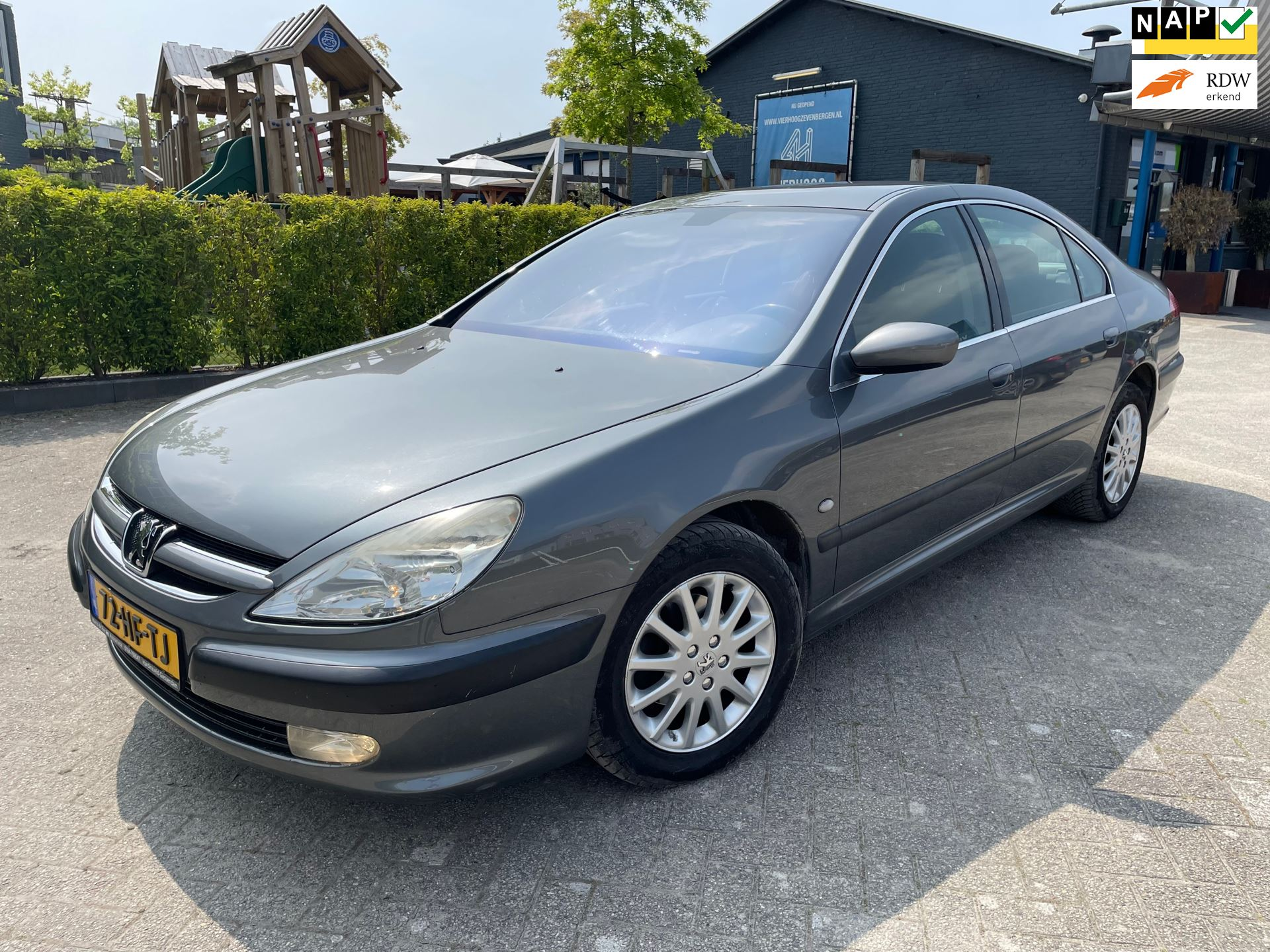 Peugeot 607 occasion - Limited Car
