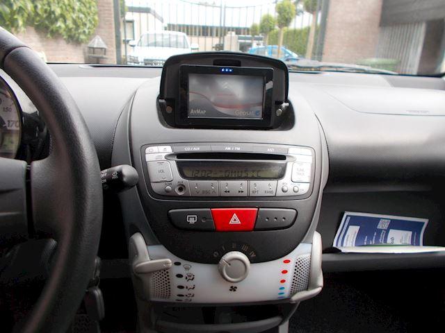 Citroen C1 1.0-12V Ambiance automaat 39 dkm 5drs navigatie nwe apk