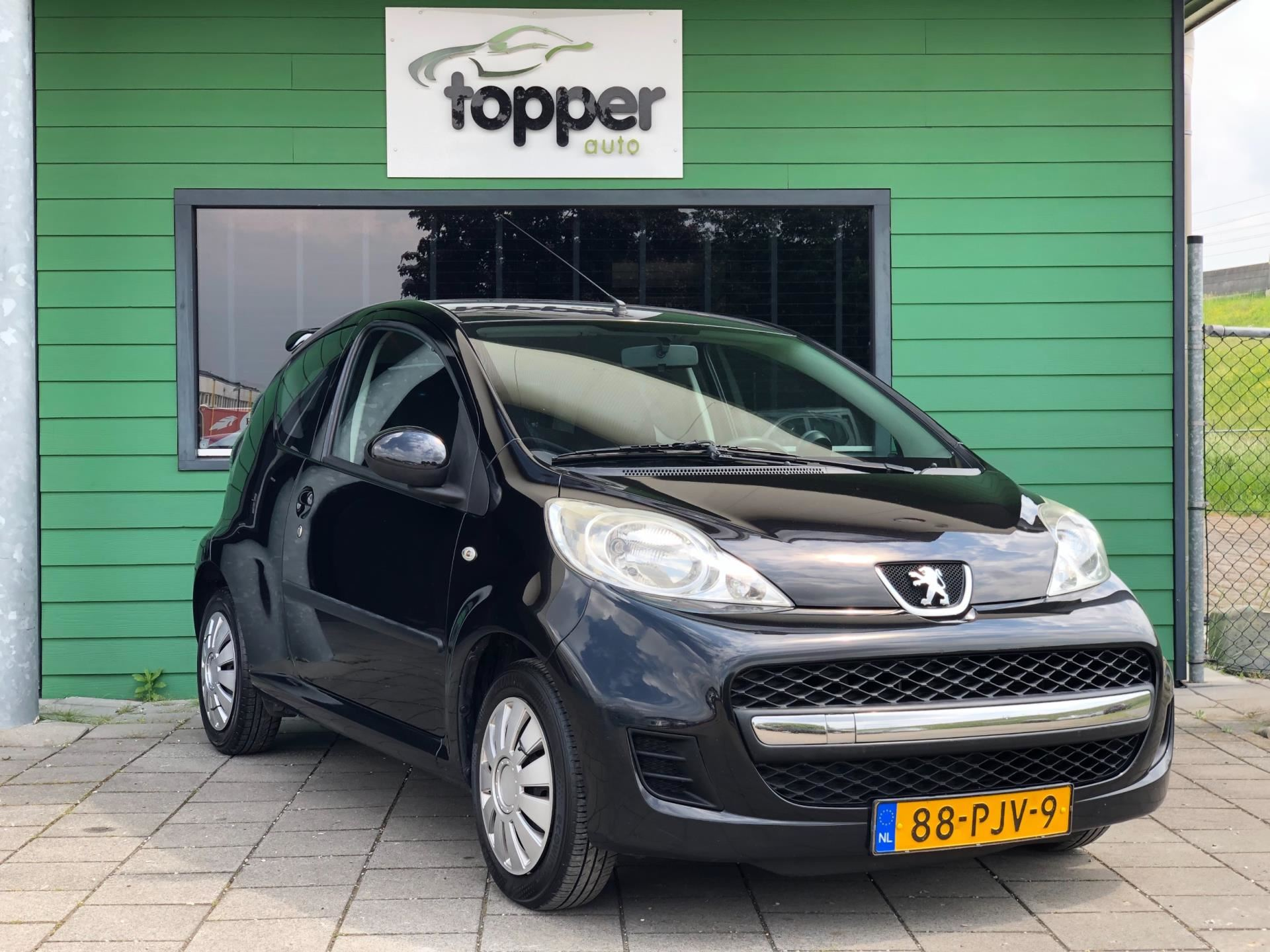 Peugeot 107 occasion - Topper Auto