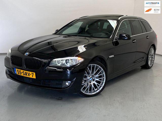 BMW 5-serie Touring 535d High Exe / Pano / HUD / Navi Prof