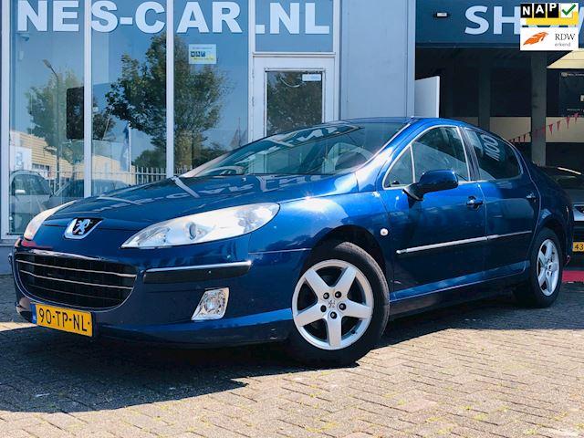 Peugeot 407 1.8-16V XR Pack Airco, Schuifdak, GARANTIE, Nette Staat!!