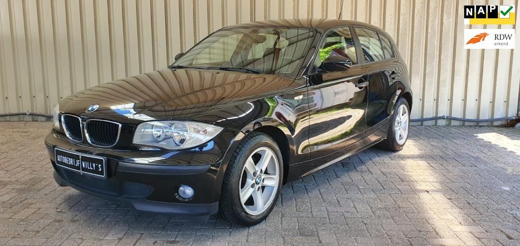 BMW 1-serie occasion - Autobedrijf Willy's