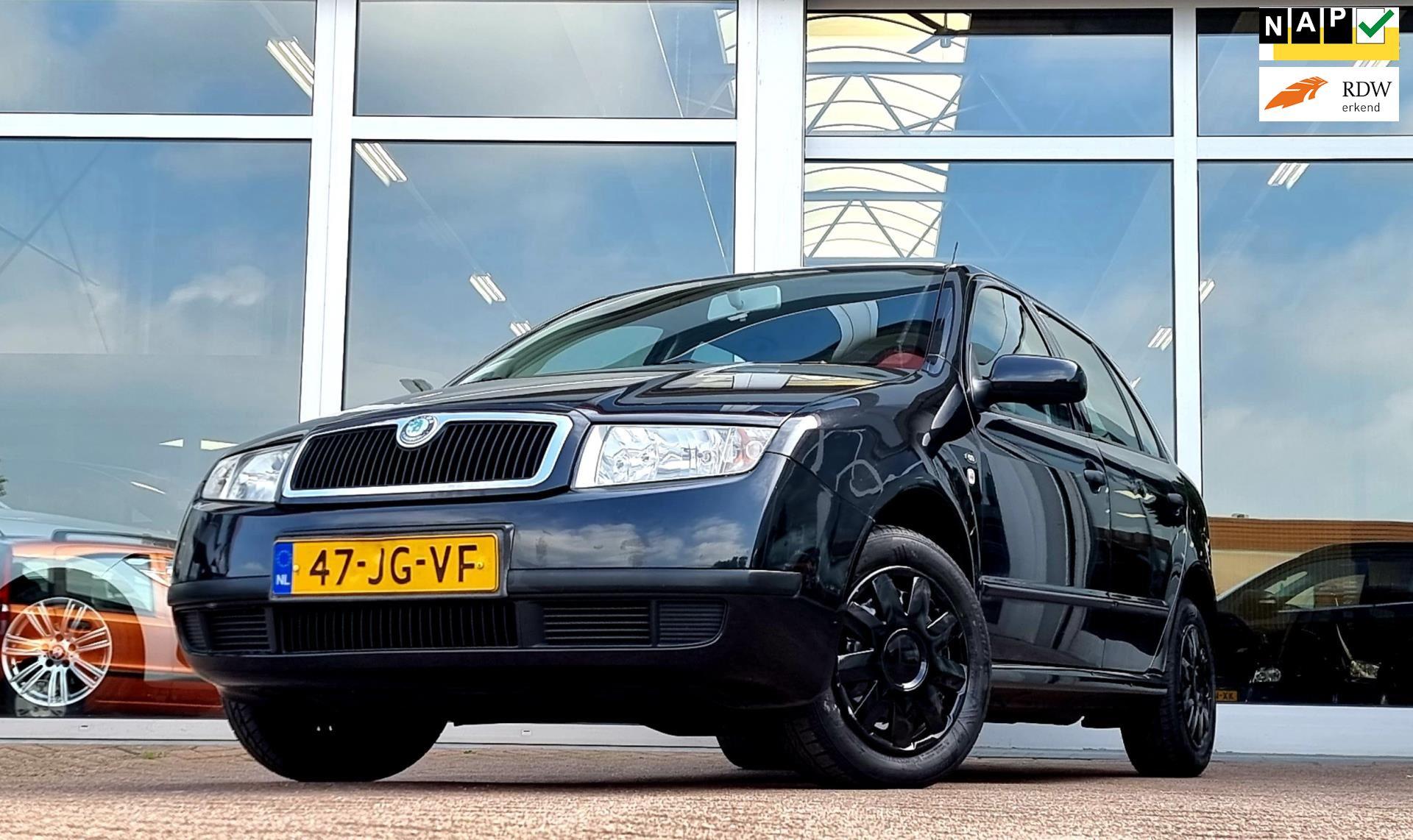 Skoda Fabia occasion - van den Boog Automotive