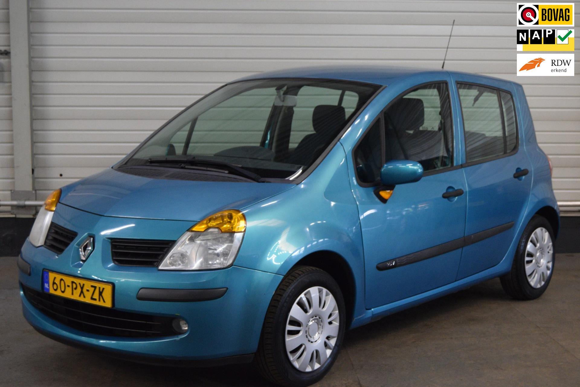 Renault Modus occasion - Autobedrijf van de Werken bv