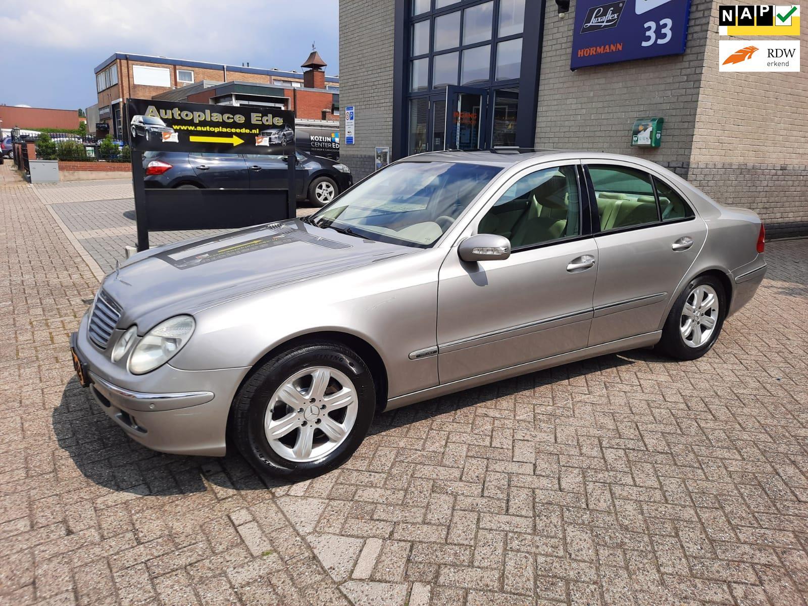 Mercedes-Benz E-klasse occasion - autoplaceede