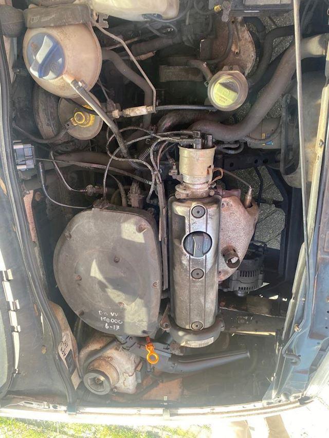 Seat Inca 1.4i Benzine 1999 APK 6-22 NAP