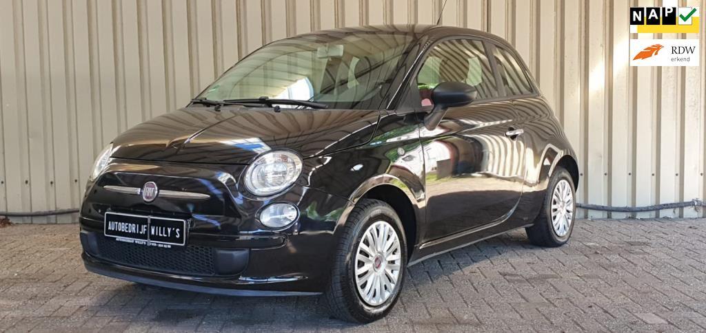 Fiat 500 occasion - Autobedrijf Willy's