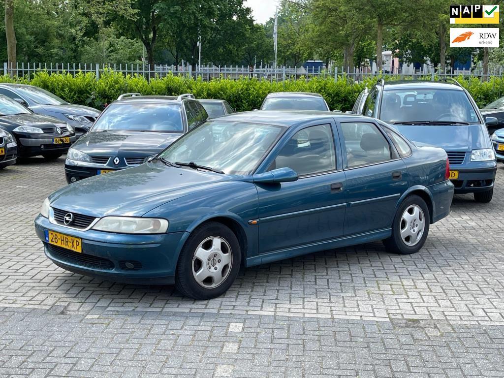 Opel Vectra occasion - Autobedrijf A Van Esch