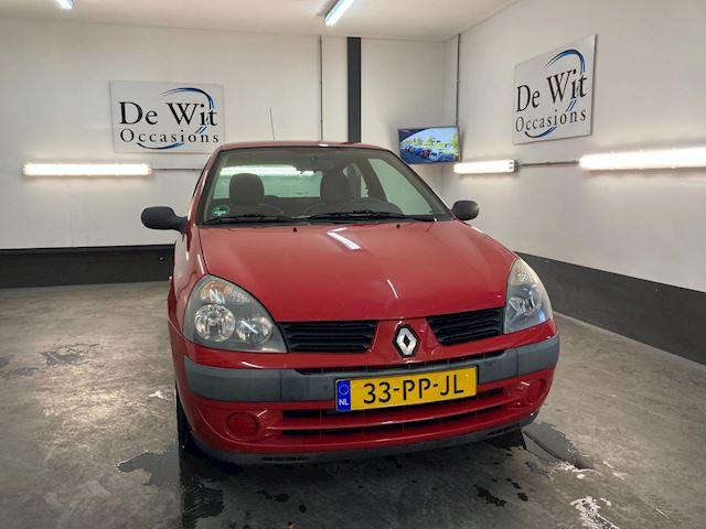 Renault Clio 1.2 Authentique Basis incl. NWE APK !! proefrit/bezichtiging uitsluitend op afspraak !!