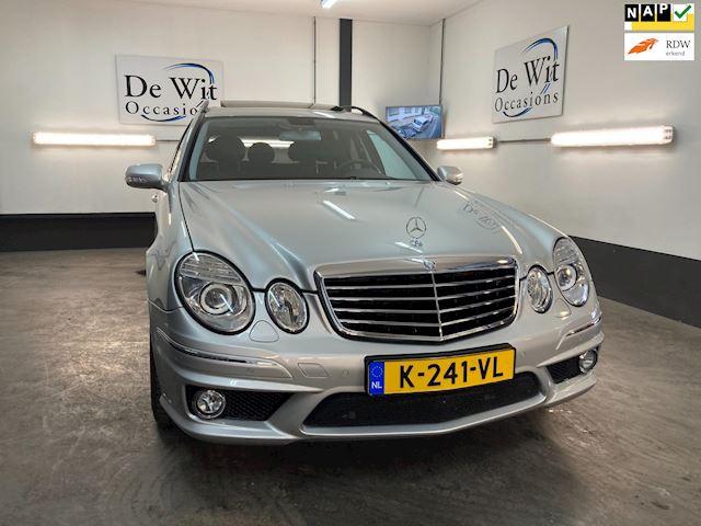 Mercedes-Benz E-klasse Combi 55 AMG met 78000 KM. FULL OPTIONS in ABSOLUTE NIEUWSTAAT !! prijs incl. BTW.