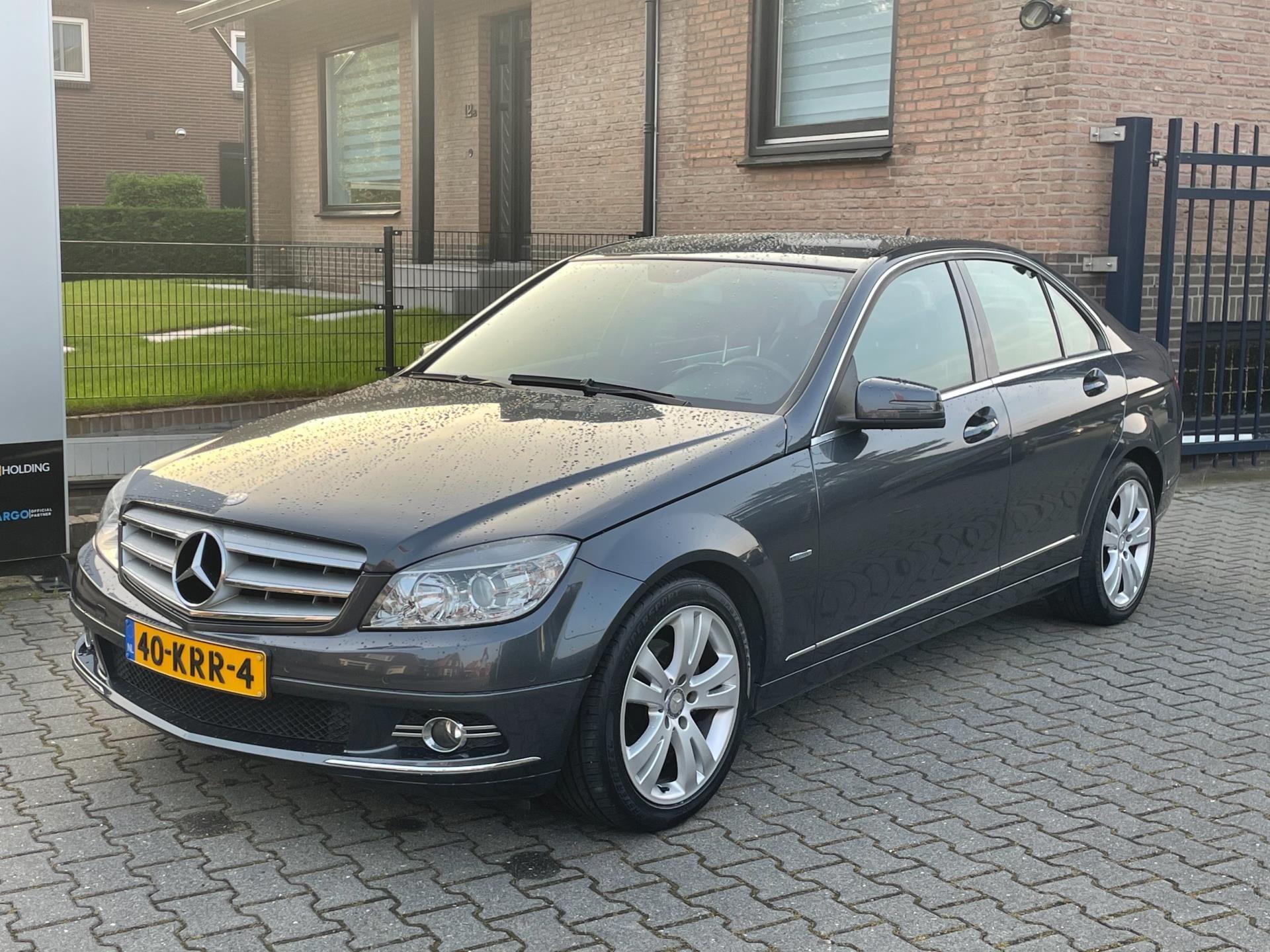 Mercedes-Benz C-klasse occasion - Dealer Outlet Cuijk b.v.