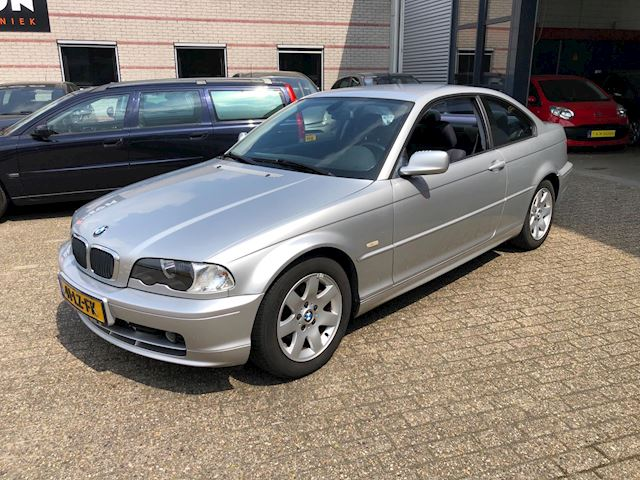 BMW 3-serie Coupé occasion - T&W Auto's