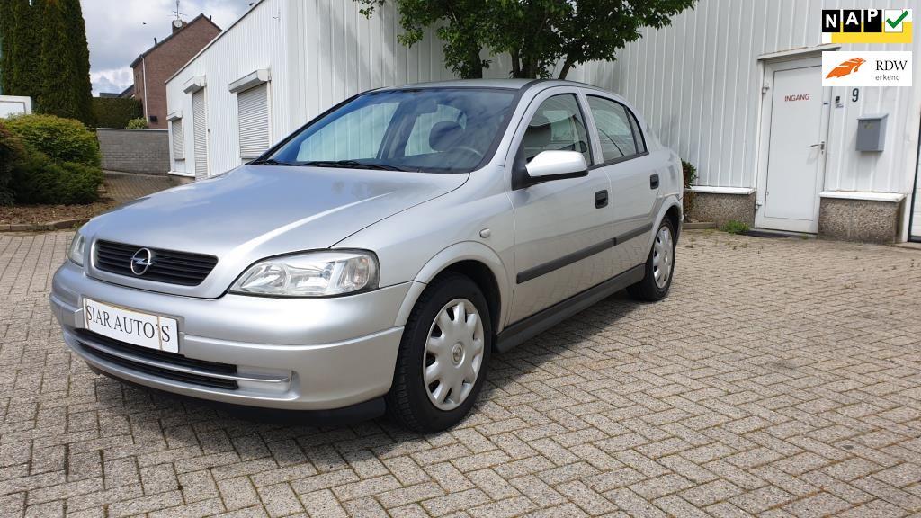 Opel Astra occasion - Siar Auto's