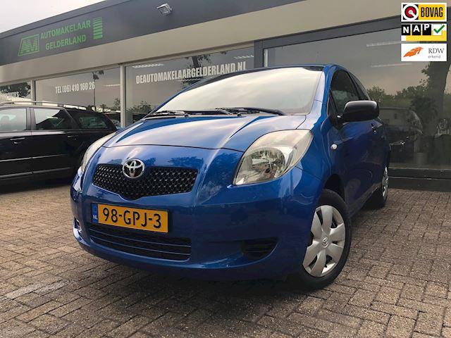 Toyota Yaris 1.0 VVTi + 2e Eigenaar/Nieuwe Apk