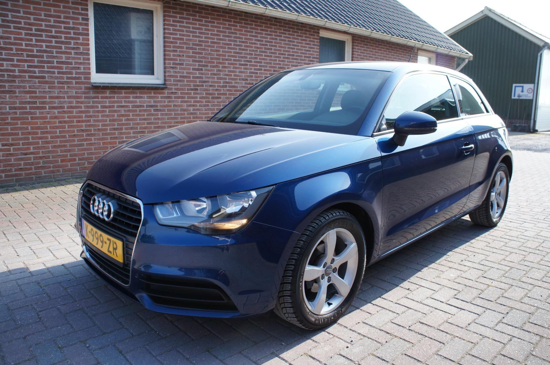Audi A1 occasion - Autobedrijf de Waver