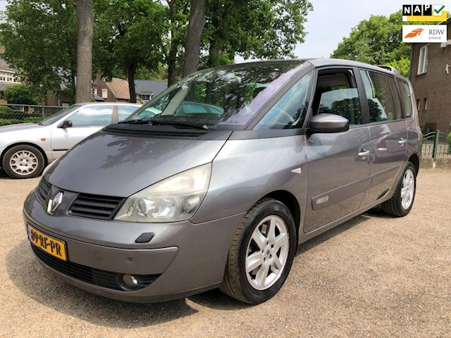 Renault Espace 3.5 V6 Initiale automaat