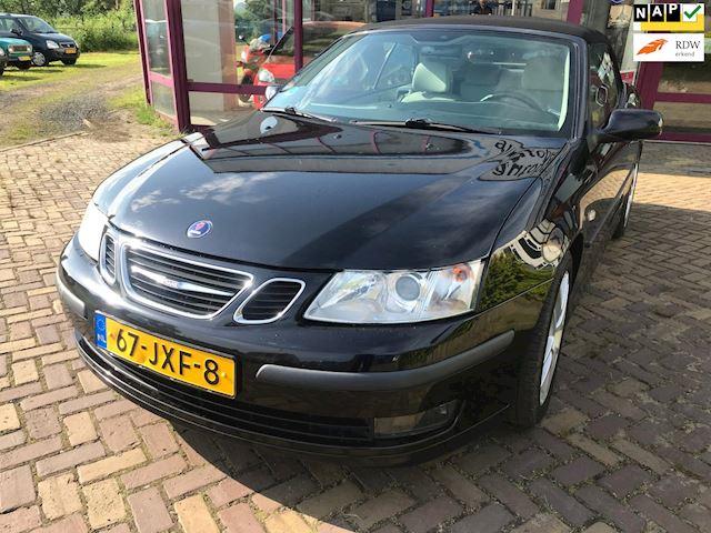 Saab 9-3 Cabrio 1.8t Linear