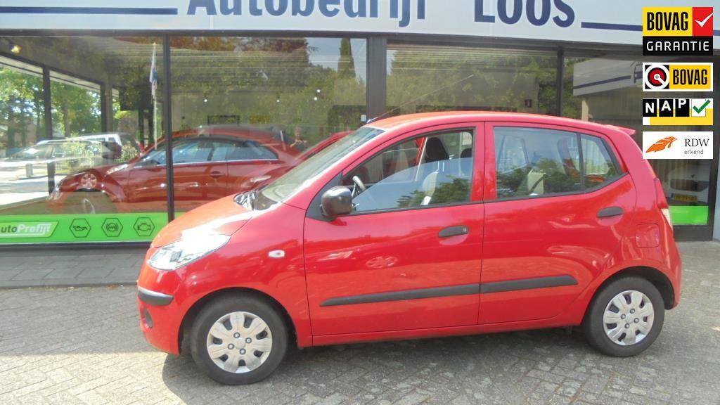 Hyundai I10 occasion - Bovag Autobedrijf Loos