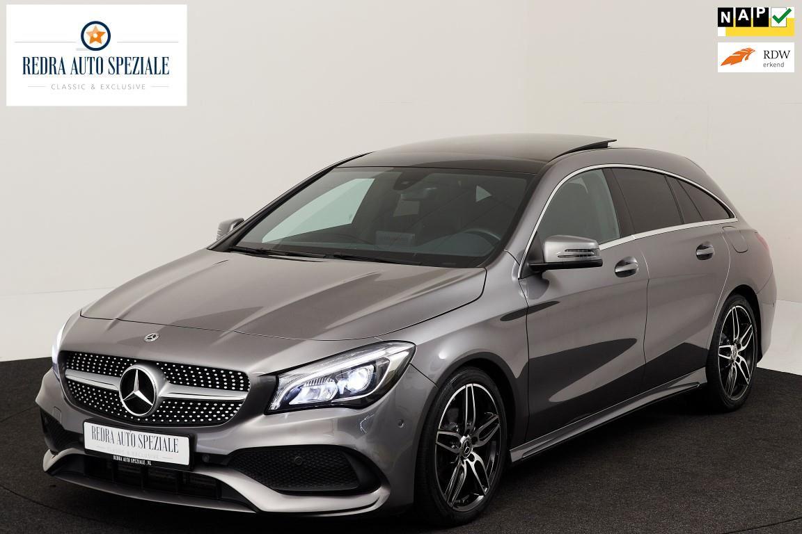 Mercedes-Benz CLA-klasse Shooting Brake occasion - Redra Auto Speziale